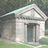 Granite 9 Person Big Family Mausoleum for Cemetery