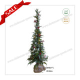 130cm LED Light Artificial Christmas Decoration Tree Home Decoration