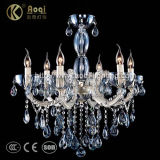Modern Design Beautiful Crystal Chandelier Lamp (AQ50031-6)