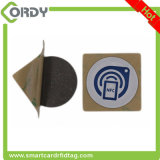 NFC sticker NTAG213 tag on metal RFID label