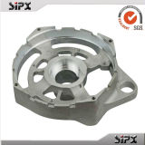 CNC Machining Aluminum Parts/Motorcycle Parts Clutch Basket