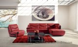Living Room Genuine Leather Sofa (SBL-9002)