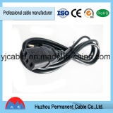 Italy 3 Pin Power Plug with Male and Female AC Power Cord Plug