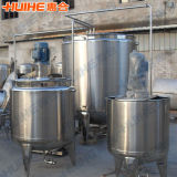 Stainless Steel Sugar Jelly Tank / Mixing Tank for Sale