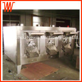 300kg/H Industrial Almond Cocoa Bean Peanut Roasting Oven