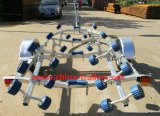 Single Axle Galvanized Boat Trailer Tr0232