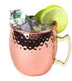 18oz Solid Copper Moscow Mule Mug