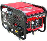 9kw Portable Gasoline Generator for Home Standby with Ce/CIQ/ISO/Soncap