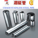 ASTM304 316 Stainless Steel Welded Slot Pipe and Tube