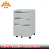 3 Drawer Powder Coated Steel Storage Metal Filling Cabinet