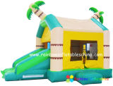 Inflatable Jungle Combo, Inflatable Bouncer with Slide