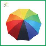 Promotional Colorful Fashion Rainbow Umbrella Cheap Price