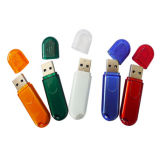 Bulk Plastic USB Promotion 4GB Wholesale USB Flash Memory