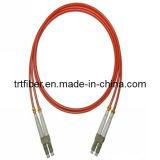 LC/UPC-LC/UPC OM1 DX Fiber Optic Patch Cord