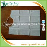 Disposable Dental Patient Paper Bib with Tie