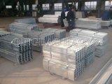 Galvanized Steel H Beam/U Beam as Retaining Wall Post