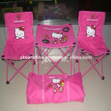 Camping Picnic Table and Chairs Set (XY-123A)