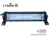 72W 13.5 Inch Auto LED Light Bar with 4D Reflector