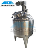500litres Sanitary Steam Heating Stainless Steel Mixing Tank (ACE-JBG-0.5Z)