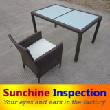 Quality Inspection of Glass Dining Table/ Wooden Dining Table Check