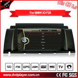 Windows Ce GPS Navigation Car DVD Player for BMW X3 F25 with Video Hualingan