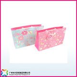 Custom Luxury Shopping and Gift Paper Bag with Logo Printing (XC-5-009)