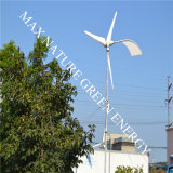 Wind Turbine with Gravity Rotating Tail Design New Technology