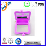 Hot Selling Silicone Wallet with Mirror