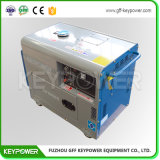 White Colour Customer Prefered Gasoline Generator Set