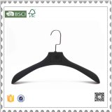 New Design Gold Plastic Hanger Black Plastic Coat Hangers for Clothes