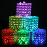 Solar LED Colorful Inflatable Foldable Camping Light Lantern Night Lamp