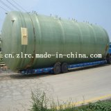 FRP Transportation Tank / GRP Oil, Chemical Storage Tank