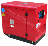 10kw Silent Twin Cyliner Gasoline Generator for Household