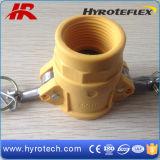PP Material Camlock Coupling Type a/B/C/D/E/F/DC/Dp