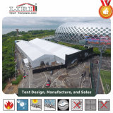 Big Tent Hall for Auto New Product Launch Event Outdoor