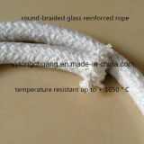 High Temperature Insulating Rope Aluminosilicate Sealing Gasket Heat Resistant up to 1050c