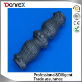 Sand Casting Ornamental Cast Iron Fence Part