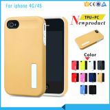 PC+TPU Case for iPhone 4S 5s 6 6s Plus