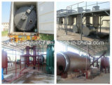 Automatic Continuous Waste Plastic Recycling Machine Waste Tyre Pyrolysis Plant