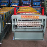Hot Sale Double Deck Roof Panel Roll Forming Machine (XH1050-1080)