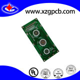2.0mm Fr4 Electronic Toy PCB with Countersink Hole
