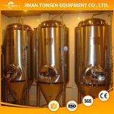 Beer Brewing Equipment Manufacturer, 1000L-3000L Conical Beer Fermentation Tank