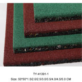 Recycled Rubber Flooring for Playground (TY41391)