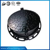 China Ductile/Grey Iron Sand Casting Sewer Manhole Cover Manufacturer