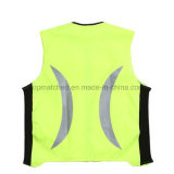 High Visibility Reflective Cycling Running Sport Safety Vest