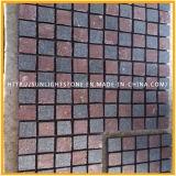 G654/G603/G684/G682/Black Basalt Granite Cube/Cobble/ Paving Stone