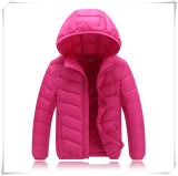 Wholesale Children′s Winter Coats Clothing Kid′s Winter Down Jackets Outerwear Cotton Feather 601
