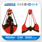 Electric Motor Grab Bucket with Best Price