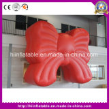 Hanging Christmas Valentine Decoration Red Inflatable Bow-Tie Butterfly Knot Bowknot