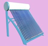 Stainless Steel Compact Heat Pipe Pressurized Solar Water Heater
